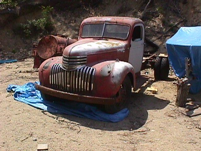 1944 Chevy Truck